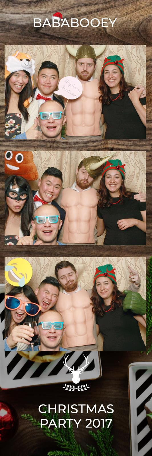 3 Images On A Vertical 2 6 Corporate Christmas Party